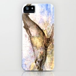 Gloucester Humpback Whale iPhone Case