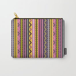 Fancy stripes Carry-All Pouch