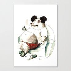 Mass Mickey Canvas Print