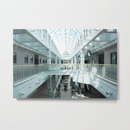 City Centre Metal Print