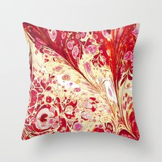 Composition of matter Throw Pillow