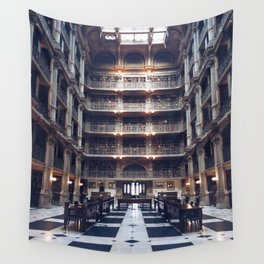 The George Peabody Library Wall Tapestry