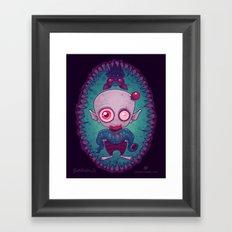 Nosferatu Jr. Framed Art Print