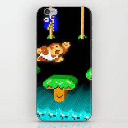 Inside Donkey Kong Junior iPhone Skin