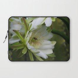 Cereus Morning  Laptop Sleeve