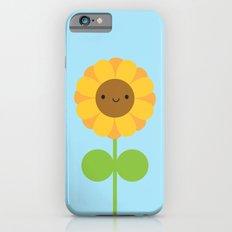 Kawaii Sunflower Slim Case iPhone 6s