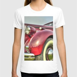 Packard Type 138 Vintage Saloon Car T-shirt