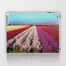 Flower Field Laptop & iPad Skin
