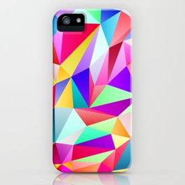Geometric No.11 iPhone Case