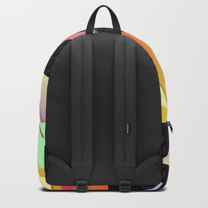 Memphis #412 Backpack