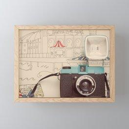 Snapshots Framed Mini Art Print