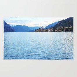 Lake Garda Sunset Rug