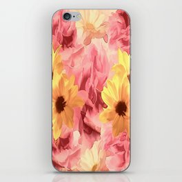 Summer Day Floral iPhone Skin