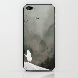 Buka - God of Winter iPhone Skin
