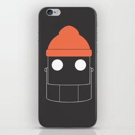 The Iron Zissou iPhone Skin