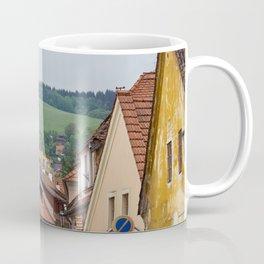 Cesky Krumlov Scenery Coffee Mug