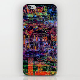 Somewhat City iPhone Skin
