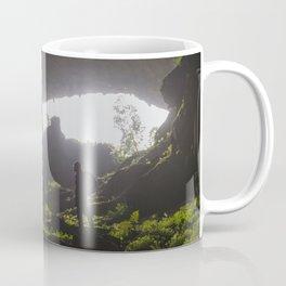 Inside the Cave Coffee Mug