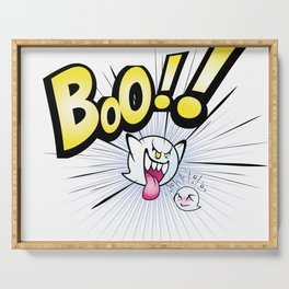 Boo! Serving Tray