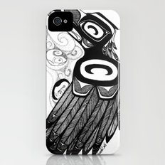 Raven Steals the Water iPhone (4, 4s) Slim Case