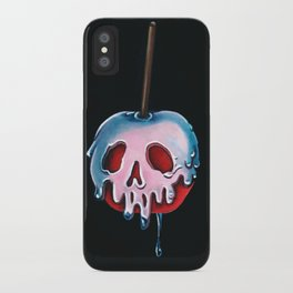 "Disney's Snow White Inspired ""Poisoned Candied Apple"" iPhone Case"