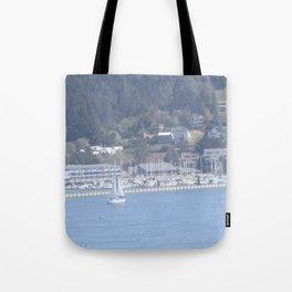 Bay  Tote Bag