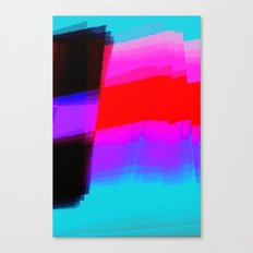 Flagging Canvas Print