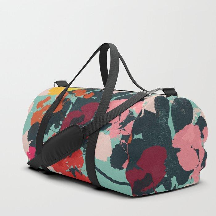 cherry blossom 5 Duffle Bag