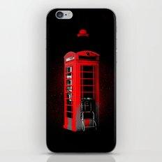 Small Talk iPhone & iPod Skin