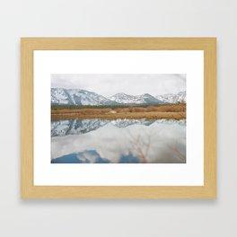 Tahoe Framed Art Print