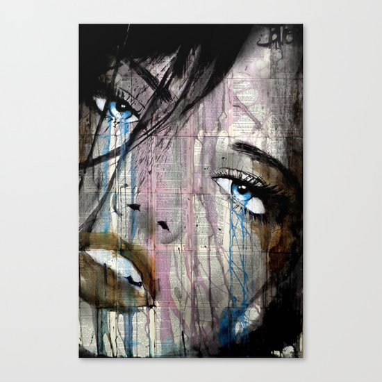 WHETHER OR NOT Canvas Print