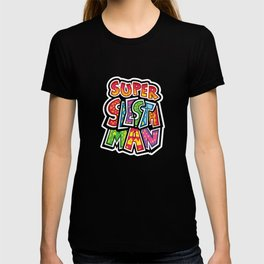 Super Siesta Man T-shirt