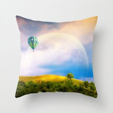 Fantasya Throw Pillow