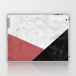 MARBLE INFERIOR Laptop & iPad Skin