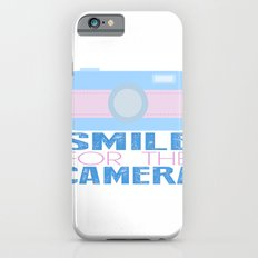 Smile For The Camera; iPhone 6s Slim Case