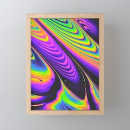 FERAL FEELING Framed Mini Art Print
