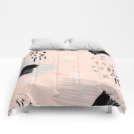 An external factor Comforters