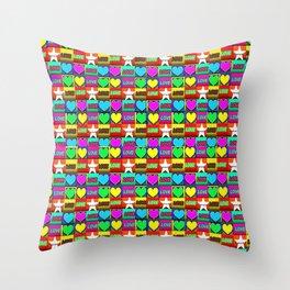 LOVE-1 Throw Pillow
