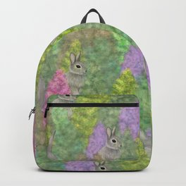 Rabbits & Trees  Backpack