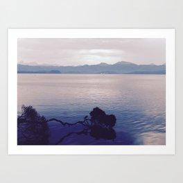 Peaceful Waters Art Print