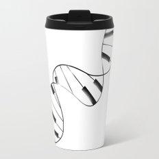 DNA Piano Travel Mug