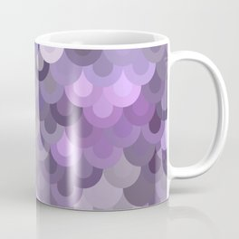 Purple Scales Coffee Mug