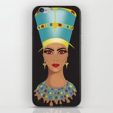 Nefertari iPhone & iPod Skin