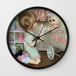 ** Little girl's room ** Wall Clock