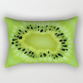 Kiwi fruit pattern Rectangular Pillow