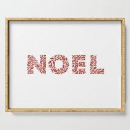 Noel Serving Tray