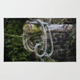 Old Rope Rug