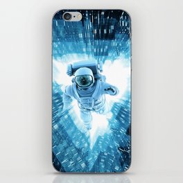 Quantum Cradle iPhone Skin
