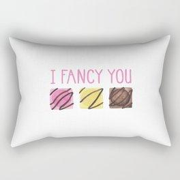 I Fancy You Rectangular Pillow