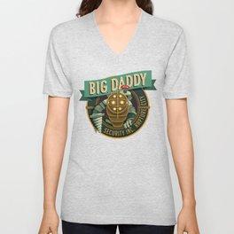 Big Daddy Unisex V-Neck